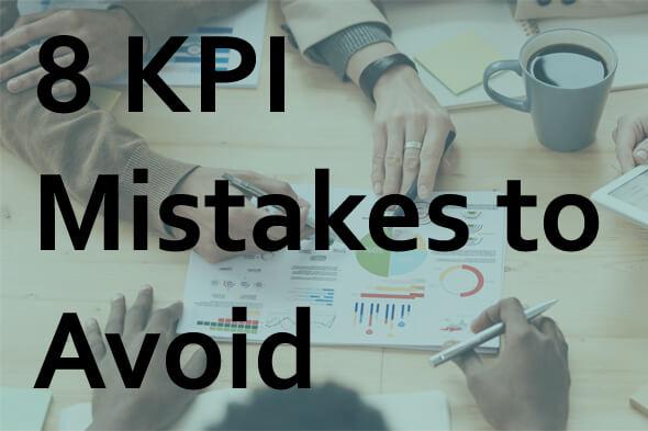 8 KPI mistakes